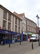 1,844 SF High Street Shop for Rent  |  54 Middle Street, Yeovil, BA20 1LX