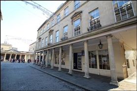 2,411 SF High Street Shop for Rent  |  3 - 4 Bath Street, Bath, BA1 1SB