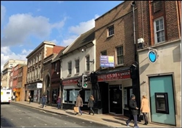 3,051 SF High Street Shop for Rent  |  9 - 10 George Street, Richmond, TW9 1JY