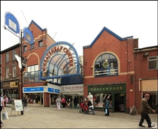 256 SF Shopping Centre Unit for Rent | 18 Lower Ground, Rochdale, OL16 1JZ