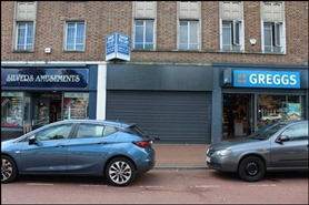 1,293 SF High Street Shop for Rent  |  27 Marina Drive, Ellesmere Port, CH65 0AL