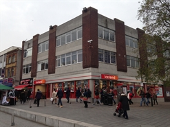 7,519 SF High Street Shop for Rent  |  1 3 Beresford Square, Woolwich, SE18 6BB