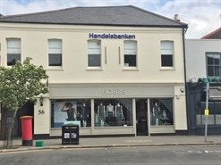 1,778 SF High Street Shop for Rent  |  56B High Street Wimbledon, London, SW19 5EE