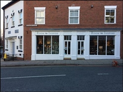 469 SF High Street Shop for Rent  |  30 Sandford Street, Lichfield, WS13 6QA