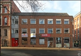 4,092 SF High Street Shop for Rent  |  8 Stoney Street, Nottingham, NG1 1LH