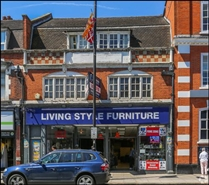2,260 SF High Street Shop for Rent  |  93 High Street, Barnet, EN5 5UR