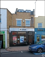 1,760 SF High Street Shop for Sale | 501A Old York Road, London, SW18 1TF
