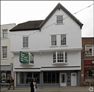 1,592 SF High Street Shop for Rent  |  12 - 13 High Street, Canterbury, CT1 2JE
