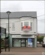 606 SF High Street Shop for Rent  |  2 Gordon Road, Nottingham, NG2 5LN