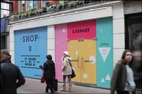 1,525 SF High Street Shop for Rent  |  3 Carnaby Street, London, W1F 9PB