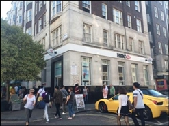 1,198 SF High Street Shop for Rent  |  Queens Court, London, W2 4QJ