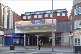 2,606 SF Shopping Centre Unit for Rent  |  Unit 27/1, The Mall, Heathway Shopping, Dagenham, RM10 8RE