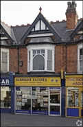 545 SF High Street Shop for Rent  |  413 Birmingham Road, Sutton Coldfield, B72 1AU
