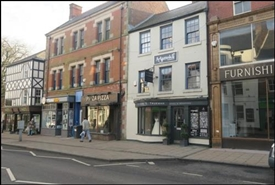 1,508 SF High Street Shop for Rent  |  42 Bridge Street, Morpeth, NE61 1NL