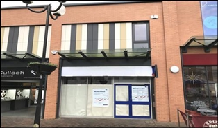 958 SF Shopping Centre Unit for Rent | 8 The Square Shopping Centre, Nottingham, NG9 2JG