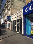 1,070 SF High Street Shop for Rent  |  64 NOTTING HILL GATE, LONDON, W11 3HT