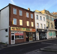 462 SF High Street Shop for Sale  |  146 Commercial Road, Bournemouth, BH2 5LU