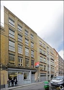 1,139 SF High Street Shop for Rent  |  27 Charlotte Road, London, EC2A 3PB
