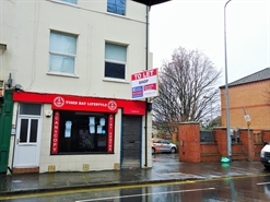 360 SF High Street Shop for Rent  |  7 James Street, Cardiff Bay, CF10 5ER