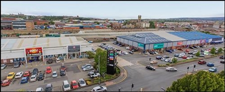 9,113 SF Retail Park Unit for Rent  |  Unit 2a, Bolton, BL2 1HQ