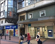 2,588 SF High Street Shop for Rent  |  100 New Street, Birmingham, B2 4HS