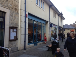 398 SF Shopping Centre Unit for Rent  |  Unit 8, Borough Parade, Chippenham, SN15 3WL
