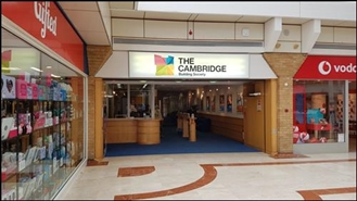1,269 SF Shopping Centre Unit for Rent  |  Unit 16, The Grafton, Cambridge, CB1 1PS