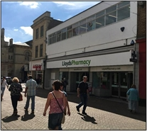 3,647 SF High Street Shop for Rent  |  33 34 Fore Street, Trowbridge, BA14 8EW