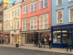 1,807 SF High Street Shop for Rent  |  115 High Street, Oxford, OX1 4BX