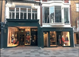 800 SF High Street Shop for Rent  |  47 South Molton Street, London, W1K 5RY