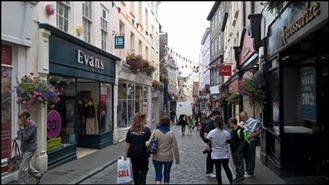 1,011 SF High Street Shop for Rent  |  43 High Street, Guernsey, GY1 2JT