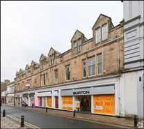 2,762 SF High Street Shop for Rent  |  36 - 38 Channel Street, Galashiels, TD1 1BA