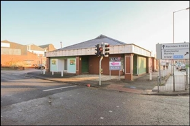 1,300 SF Out of Town Shop for Rent  |  1 Moorgate, Bury, BL9 7AF