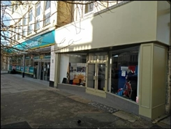 1,422 SF Shopping Centre Unit for Rent  |  Unit 54, Merrywalks Shopping Centre, Stroud, GL5 1RR