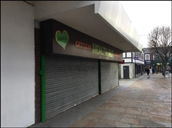 1,203 SF Shopping Centre Unit for Rent  |  Unit 22-23, Albert Square Shopping Centre, Widnes, WA8 6JW