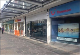 1,918 SF Shopping Centre Unit for Rent  |  Unit 25, Artizan Shopping Centre, Dumbarton, G82 1LL