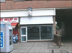 580 SF High Street Shop for Rent  |  392 Farnham Road, Slough, SL2 1JD