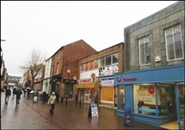 238 SF High Street Shop for Rent  |  18 Bailey Street, Oswestry, SY11 1PU