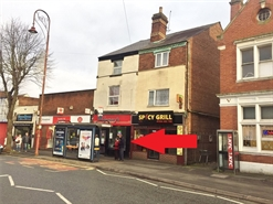 995 SF High Street Shop for Sale  |  52 High Street, Brierley Hill, DY5 3AW