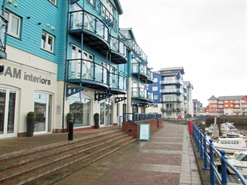 617 SF Out of Town Shop for Rent  |  8 Pilot Wharf Pierhead, Exmouth, EX8 1XA