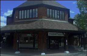 955 SF Shopping Centre Unit for Rent  |  Unit H, Ferndown Centre, Ferndown, BH22 9TH