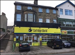 1,126 SF High Street Shop for Rent  |  46 Kings Road, Harrogate, HG1 5JW