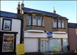3,455 SF High Street Shop for Rent  |  45 High Street, Wooler, NE71 6BH