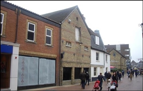 3,653 SF High Street Shop for Rent  |  5 Springfield Road, Chelmsford, CM2 6FA