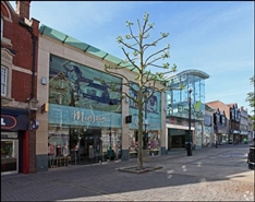 1,534 SF Shopping Centre Unit for Rent  |  Unit 10, Elmsleigh Shopping Centre, Staines, TW18 4QB