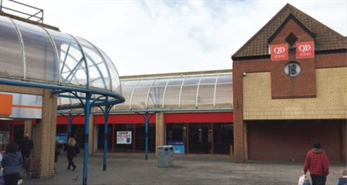 1,166 SF Shopping Centre Unit for Rent  |  Unit B 21/25 Britten Centre, Lowestoft, NR32 1LR