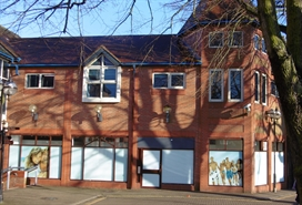 914 SF Shopping Centre Unit for Rent  |  Unit 30, Guildhall Shopping Centre, Stafford, ST16 2BB