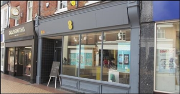 936 SF High Street Shop for Rent  |  59 High Street, Chelmsford, CM1 1DH