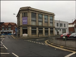 4,042 SF High Street Shop for Rent  |  Seymour House, Walsall, WS2 8HE