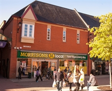 3,745 SF Shopping Centre Unit for Rent  |  Unit 9 Vicar Lane Shopping Centre, Chesterfield, S40 1PY